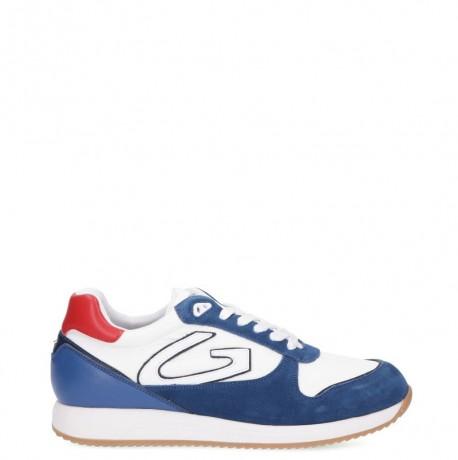 ALBERTO GUARDIANI Sneakers mod. AGU101014 White Blue