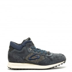 ALBERTO GUARDIANI Sneakers mod. SU77403D-KX7800 Blue Grey
