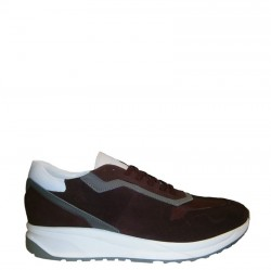 CESARE P. BY PACIOTTI Sneakers mod. PITDT3220MSN606 Bordeaux