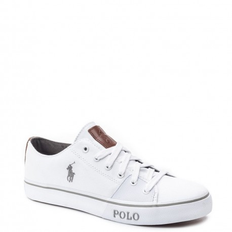 RALPH LAUREN POLO Sneakers mod. CANTOR LOW-NE White € 74