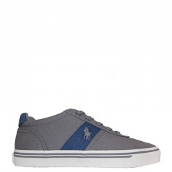 RALPH LAUREN POLO Sneakers mod. HANFORD-NE-SK-VLC Grey