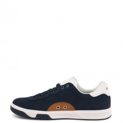RALPH LAUREN POLO Sneakers mod. COURT100-SK-ATH Navy