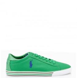 RALPH LAUREN POLO Sneakers mod. HARVEY-NE Flag Green