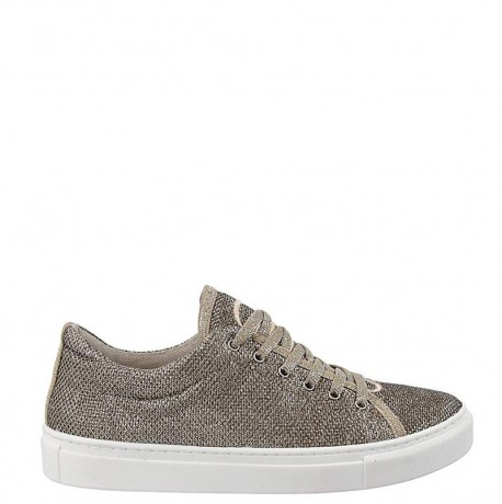 GUESS SNEAKERS FLGE22FAB12 GOLD