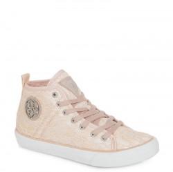 GUESS Sneakers alte mod. FLOEL1-LAC12 Beige