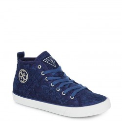 GUESS Sneakers alte mod. FLOEL1-LAC12 Blue
