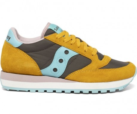 SAUCONY Sneakers mod. s1044-586 Gold Blue