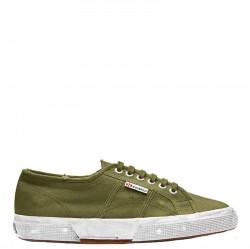 SUPERGA Sneakers mod. 2750 COTUSTONEWASH S0037L0 WJ0 Green Military