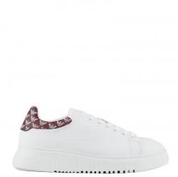 EMPORIO ARMANI Sneakers mod. X3X024XM3271N129 White