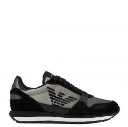 EMPORIO ARMANI Sneakers mod. X3X058XM5101N109 Black