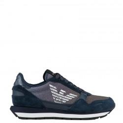 EMPORIO ARMANI Sneakers mod. X3X058XM5101N110 Blue