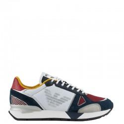 EMPORIO ARMANI Sneakers mod. X4X289XM4991N244 Plaster