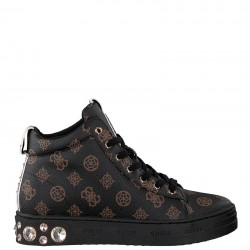 GUESS Sneakers mod. FL7REYFAL12 Brown