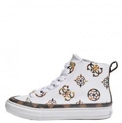 GUESS Sneakers mod. FL8LEKFAL12 White