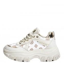 GUESS Sneakers mod. FL8BRYFAL12 White