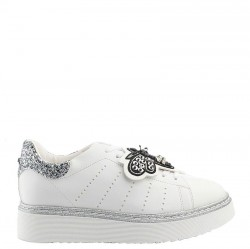 CULT Sneakers mod. CLE103668 White/Silver