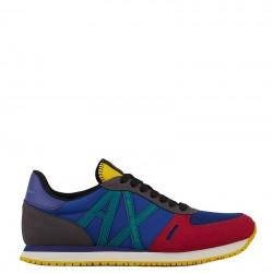 ARMANI ECHANGE Sneakers mod. XUX017-XCC68 Multicolor