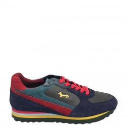 HARMONT&BLAINE Sneakers mod. EFM192041 Sky Multi Color