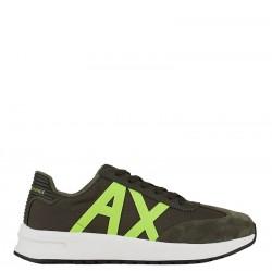 ARMANI EXCHANGE Sneakers mod. XUX071-XV277 Green