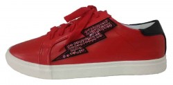SILVIAN HEACH Sneakers mod, RCP18111CZ Red