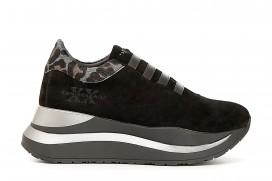 CAFE' NOIR Sneakers mod. HDC562 Nero