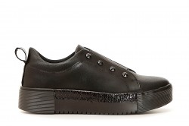 CAFE' NOIR Sneakers mod. HDD146 Black