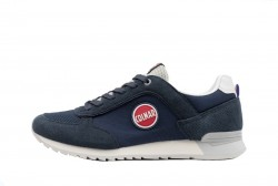 COLMAR SNEAKER MOD.TRAVIS COLORS BLUE-RED