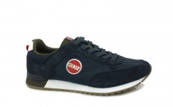 COLMAR Sneakers mod. TRAVIS COLORS 009 Navy Military Green