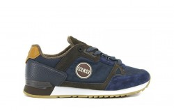 COLMAR Sneakers mod. TRAVIS SUPREME 040 Navy Coffee
