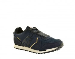 GAS Sneakers mod. GAM923017-03 PARRIS MX Navy