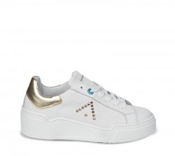 ED PARRISH Sneakers mod. ALESSIA FALD-SW03 White Gold