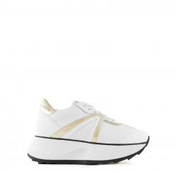 ALEXANDER SMITH Sneakers mod. C80822 White Gold