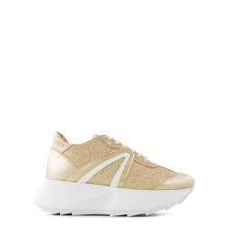 ALEXANDER SMITH Sneakers mod. C81622 Gold