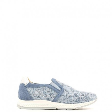 LIU-JO SLIP ON B22164B JEANS PIZZO
