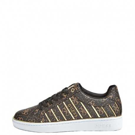 GUESS Sneakers mod. FL5BOLFAL12 Brown