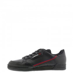 ADIDAS Tennis mod. CONTINENTAL 80 J - F99786 Core Black/Scarlet/Collegiate Navy