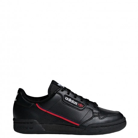 ADIDAS Tennis mod. CONTINENTAL 80 - G27707 Core Black/Scarlet/Collegiate Navy