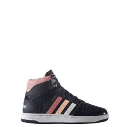 ADIDAS NEO mod. VS HOOPSTER MID W F99538 Navy Pink