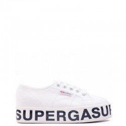 SUPERGA Sneakers mod. 2790 COTW OUTSOLE LETTERING White