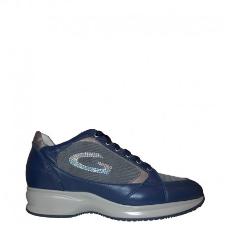 ALBERTO GUARDIANI SNEAKERS SD50371C/-W-/NX77 BLUE