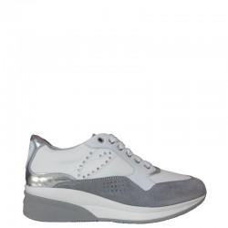 ALBERTO GUARDIANI Sneakers mod. SD52385D/-W-/SX83 White/Grey
